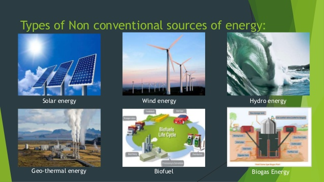 Non-Conventional Sources of Energy: Meaning, Types, Advantages