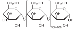Starch polysaccharide