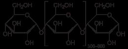 Starch polysaccharide