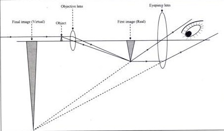 Optical instrument: Human eye, Microscope, Telescope, Videos