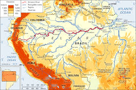 Life in the Amazon Basin: The Amazon River, Climate, People, Examples