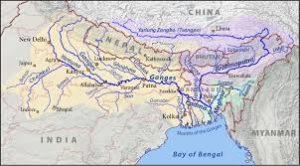 Life in Ganga Brahmaputra Basin: Ganga river, Life, Climate