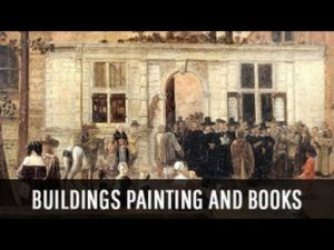 Buildings, Painting & Books: History, Architecture, Concepts
