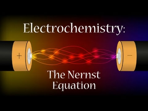 Nernst equation: Concepts, Derivation, Conditions, Example