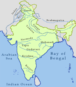 Himalaya India Map.Drainage System Of India Himalayan Peninsular Rivers Videos Example