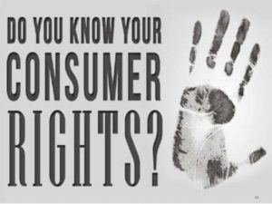 Consumer Protection and Consumer Complaints