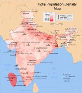 Population of India: Characteristics, Growth, Distribution