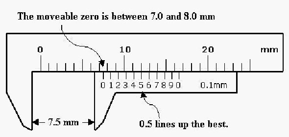 vernier caliper reading exercises with answers pdf