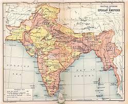 Demographic condition of British India