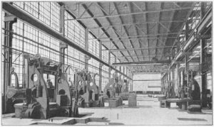 About the Age of Industrialisation