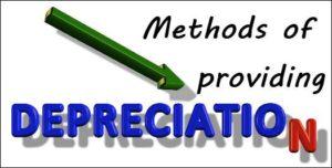 Methods of Calculating Depreciation Amount: SLM, Annuity Method etc