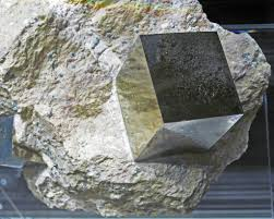 density of a cubic crystal