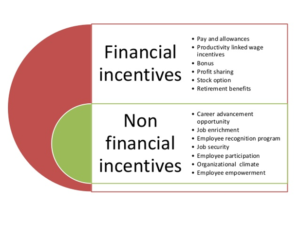 Incentives: Financial and Non-Financial Incentives with Examples