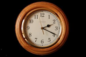 Clock test