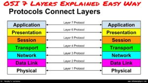 The OSI Model Videos Lower And Upper Layers Practice Questions