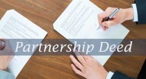 Nature of Partnership and Partnership Deed