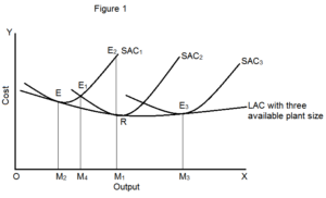 Long Run Cost Curves: Total Cost, Average Costs and Marginal Cost