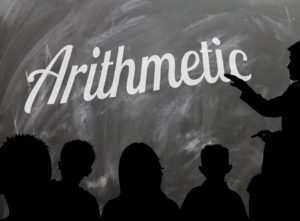 arithmetic aptitude