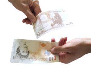 Successive transactions