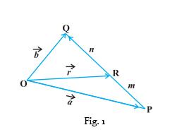 section formula