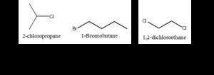 Nature of C-X bond