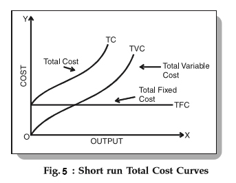 short run total costs