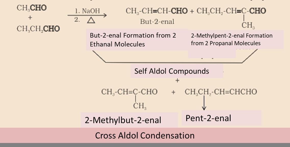 Aldol Condensation Mechanism & Alpha-Hydrogen Reactions