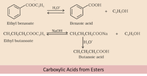 Methods of Preparation of Carboxylic Acid: From Alcohols, Aldehydes etc