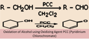 Oxidizing agents for Preparation of aldehydes and Ketones