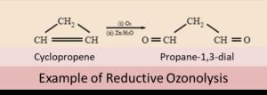 Reductive ozonolysis