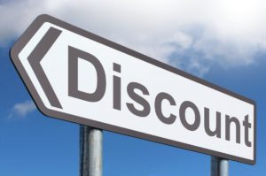 Debentures issued at Discount