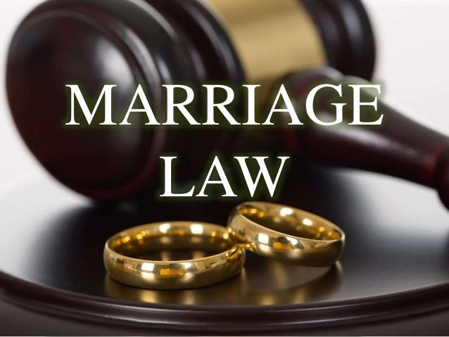 muslim marriage law