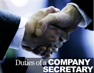 Company Secretary as Scrutinizer