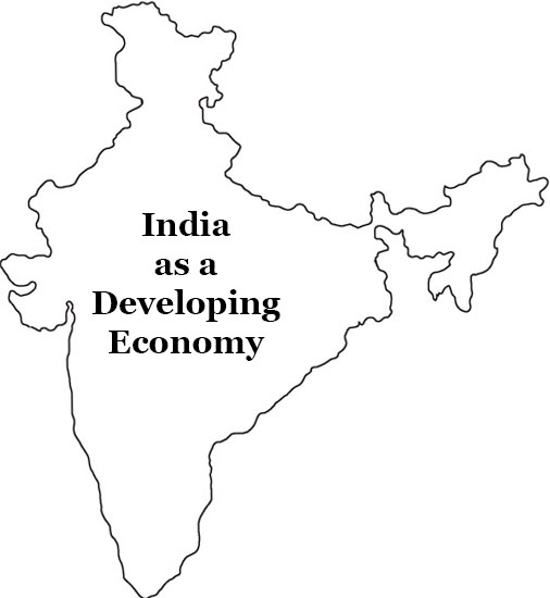 India as a developing economy
