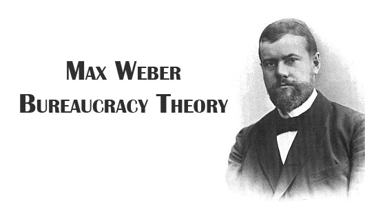 max weber bureaucracy