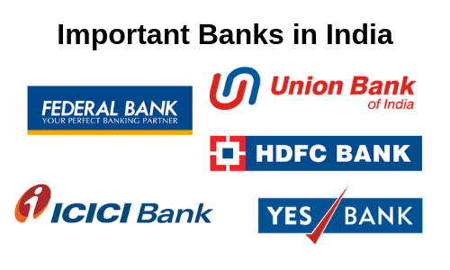 important banks in india