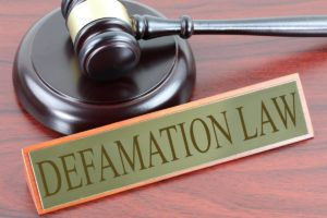 defamation cases
