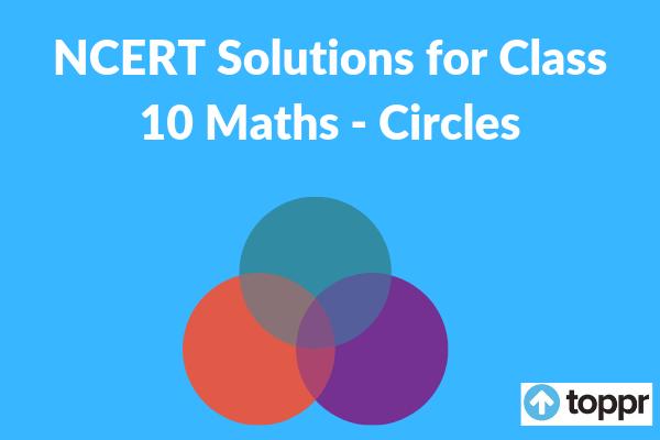 ncert solutions for class 10 maths chapter 10