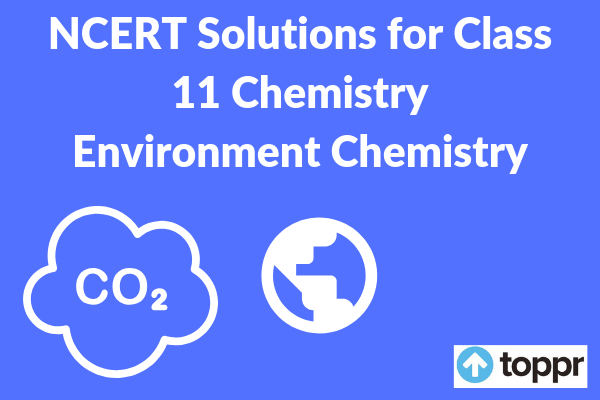 NCERT Solutions for Class 11 Chemistry chapter 14