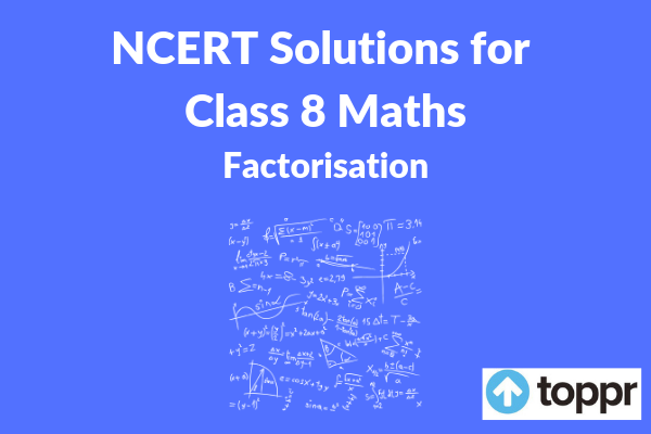 NCERT Solutions for class 8 maths chapter 14