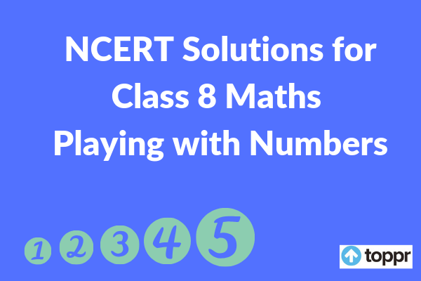 NCERT Solutions for class 8 maths chapter 16