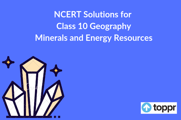 ncert solutions for class 10 geography chapter 5