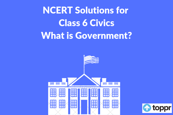 ncert solutions for class 6 civics chapter 3