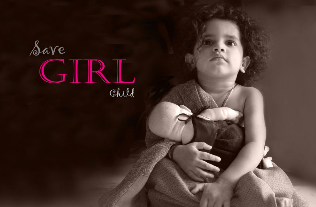 Save a Girl Child
