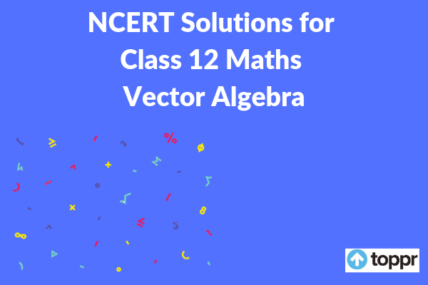 ncert solutions for class 12 maths chapter 10