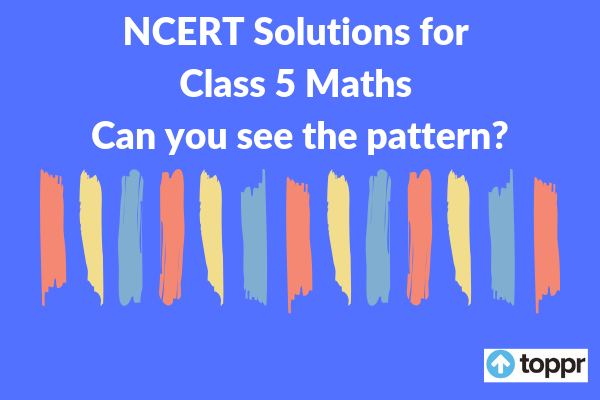 ncert solutions for class 5 maths chapter 7