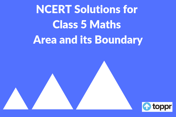ncert solutions for class 5 maths chapter 11