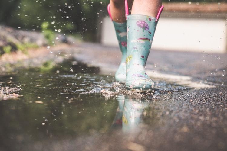 Essay on Rainy Days