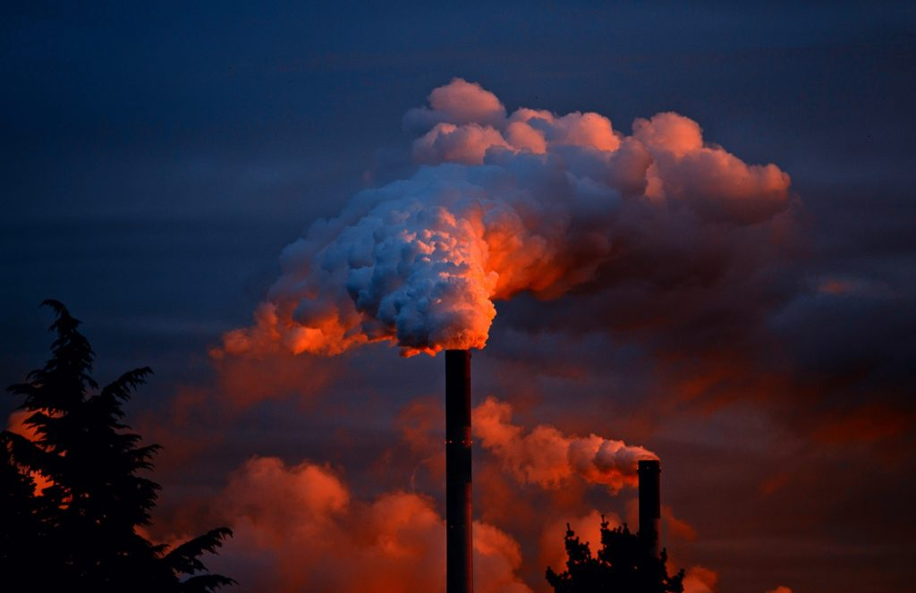 Atmospheric pollution essay