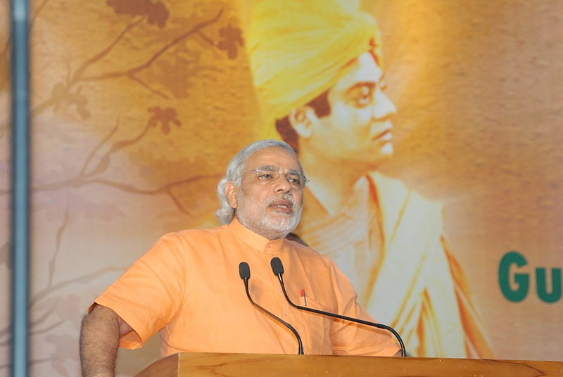 Essay On Narendra Modi